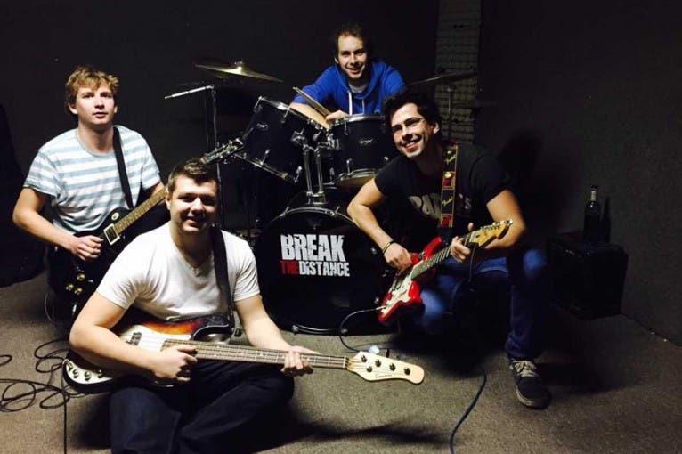 Grunge Punk Night: Break The Distance + Ozn + more