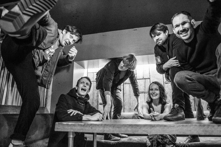 British Sea Power + support: The Pictish Trail