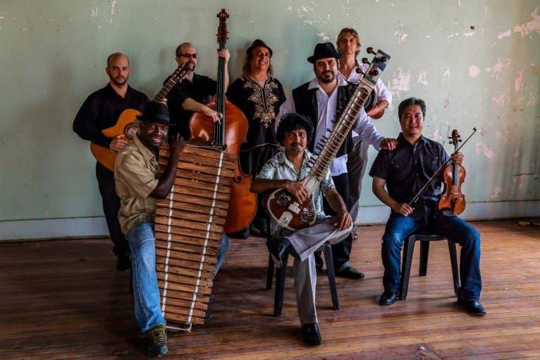Atash & St. Stephen's Global Ensemble
