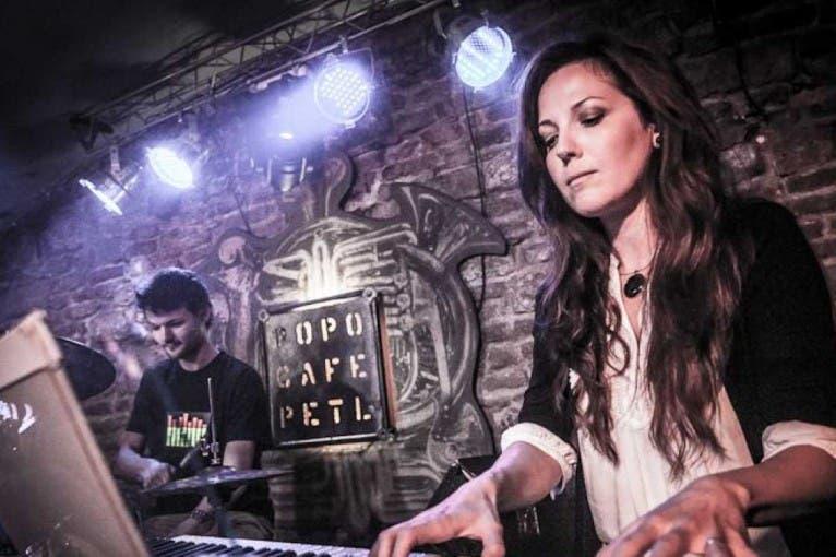 Kateřina Svobodová & Tajemoje + Marek Dusil Blend