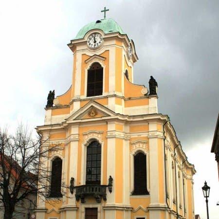Kostel svatého Petra a Pavla (Úštěk)