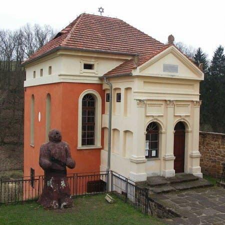 Synagoga Úštěk