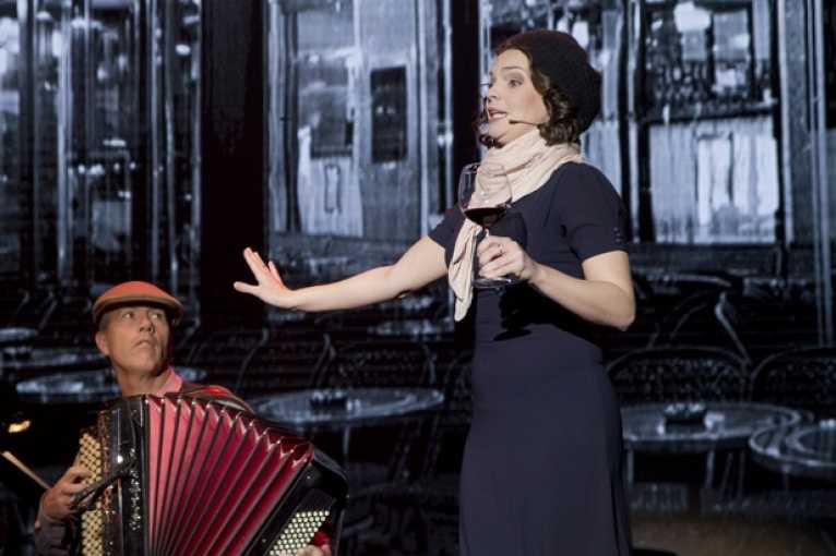 Piaf! The Show: Anne Carerre + Philippe Villa + more