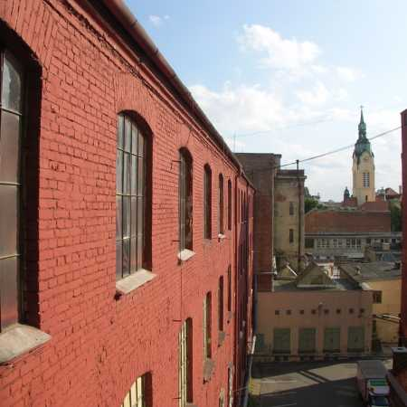 Mosilana Hub Brno