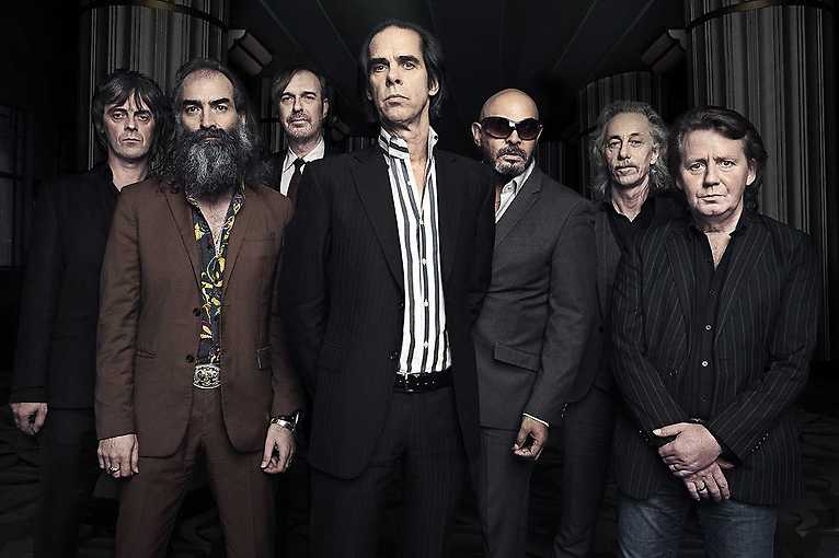 Nick Cave & The Bad Seeds                     8/5/2021                         Mercedes-Benz Arena