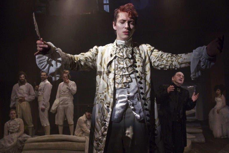 Amadeus (tj. Milovaný Bohem)