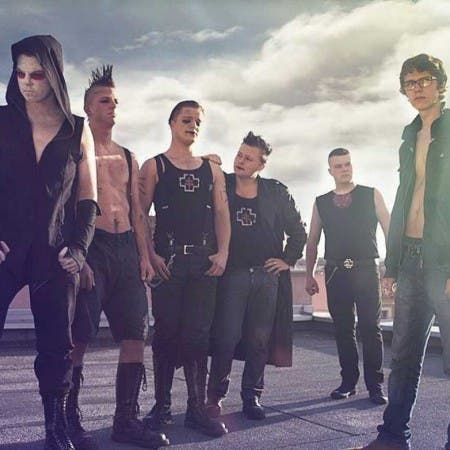 Rammstein Revival Band
