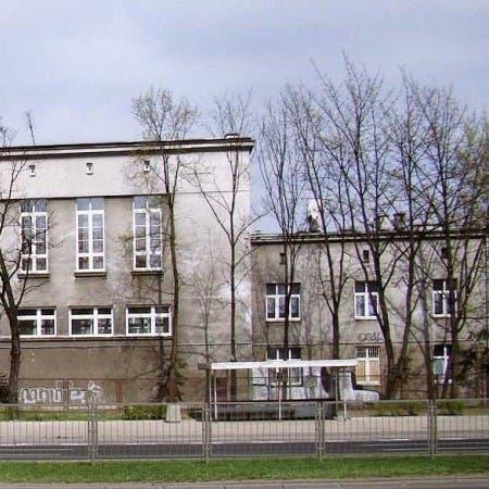 Sala Gimnastyczna VII Liceum im. Juliusza Słowackiego w Warszawie