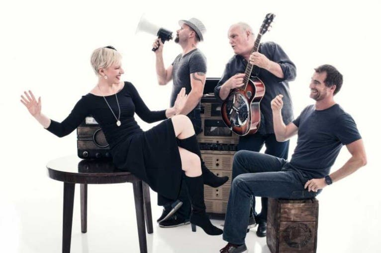 Jamie Marshall & Amplified Acoustic Band