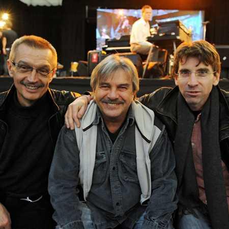 Jazz bez hranic: Emil Viklický trio