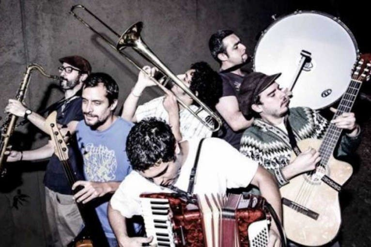 Wild Gypsy Night: Gypsy Ska Orquesta