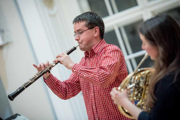Barokní hobojové koncerty