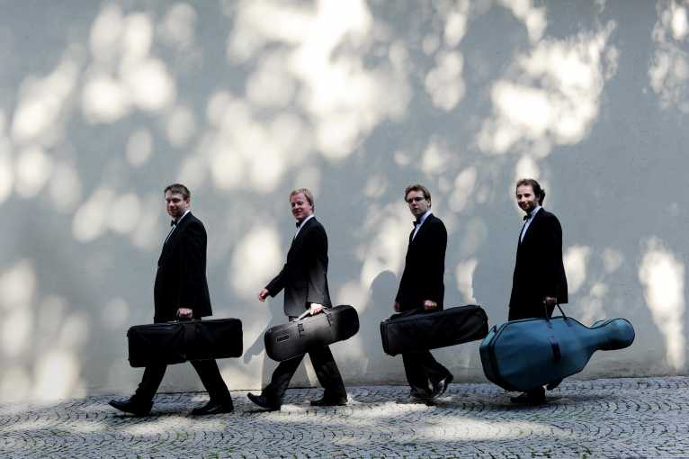 Chamber Series: Zemlinsky Quartet & Jan Brabec & Jan Souček