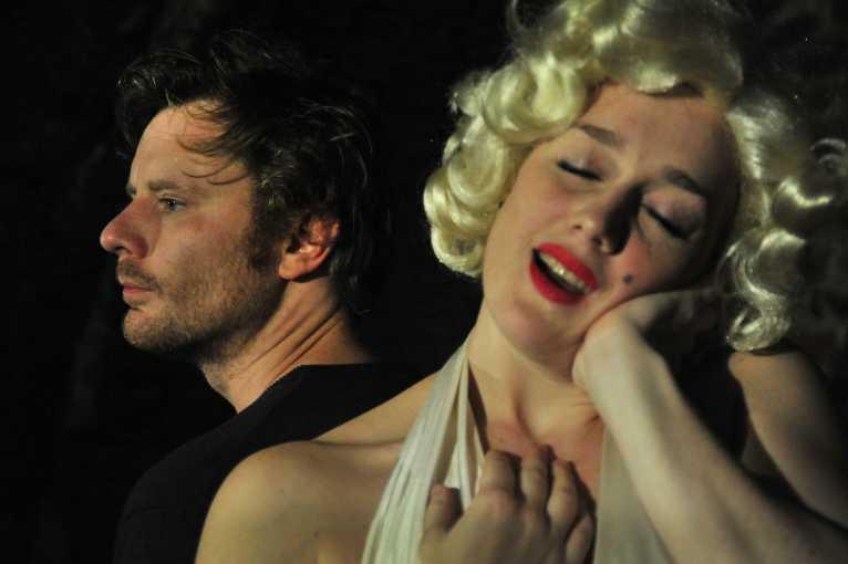 Spal jsem s Marilyn