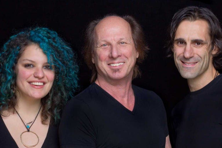Adrian Belew Power Trio + support: Lizzard