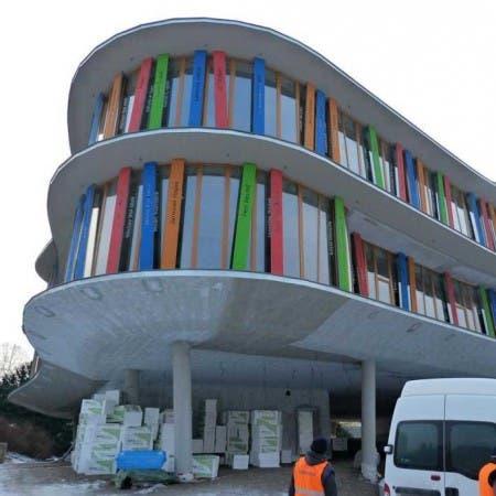 Městská knihovna Děčín