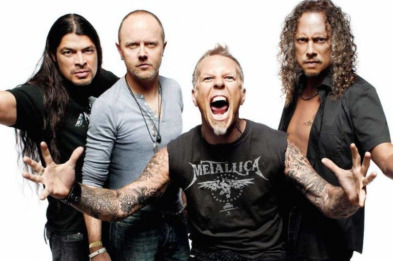 Metallica + special guests: Ghost + Bokassa
