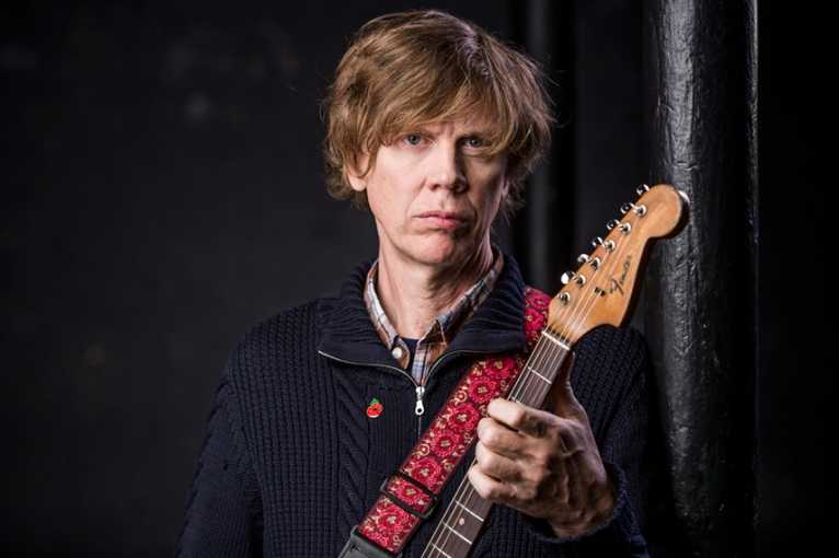 Thurston Moore Band + support: Please The Trees
