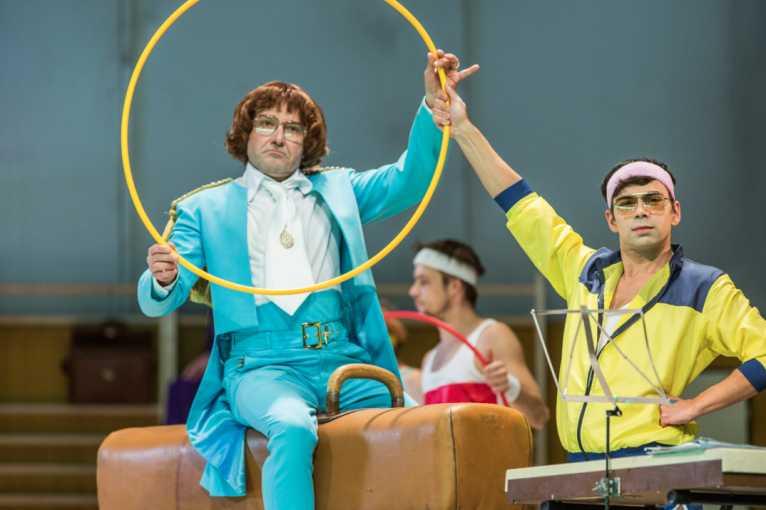 Poprask v opeře (Viva la Mamma)