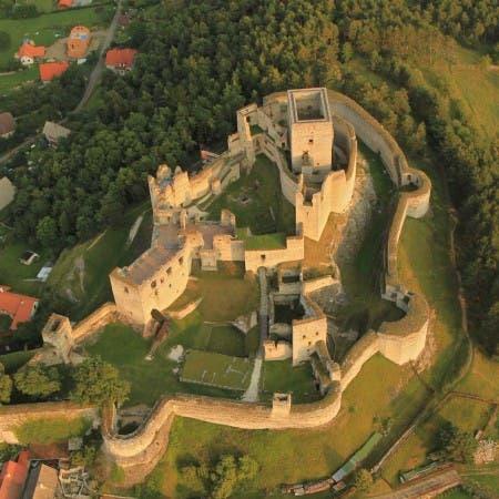 Státní hrad Rabí