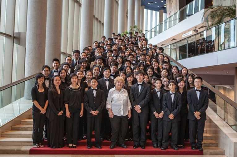 Musica Orbis 2017: El Camino Youth Symphony