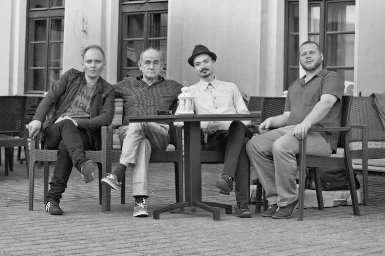 Silberman and Three of a Perfect Pair + Jan Peszek