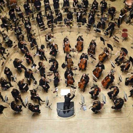 Essen Philharmonic - © Saad Philharmoniker