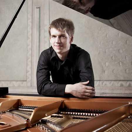 Marek Kozák: Bach – Busoni – Rachmaninov