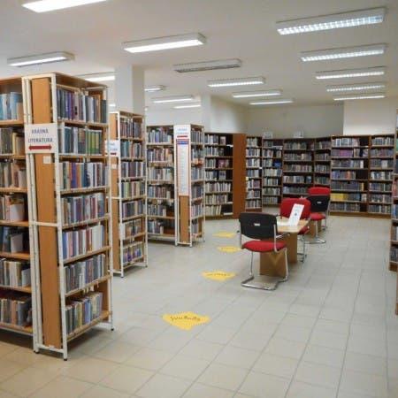 Obvodní knihovna Skvrňany