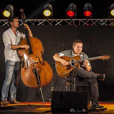 Nitcho Reinhardt Trio