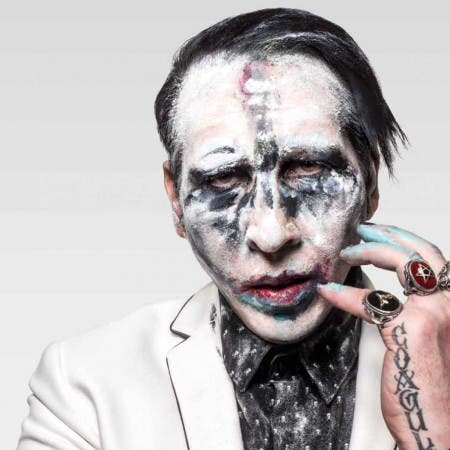 Marilyn Manson + support: Amazonica