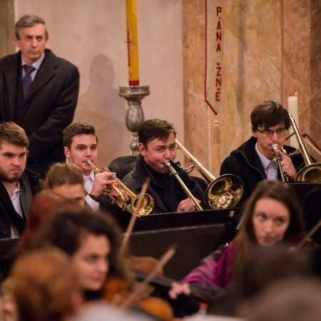 Mladí brněnští symfonikové