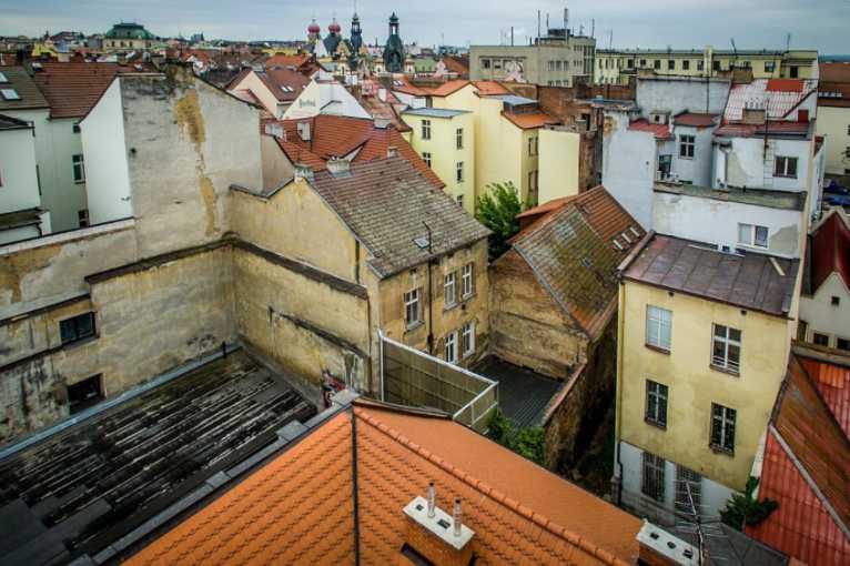 Plzeňské dvorky 2018