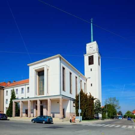 Kostel sv. Augustina