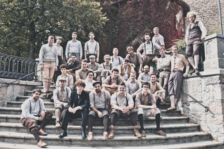 Bubureza + Männerstimmen Basel