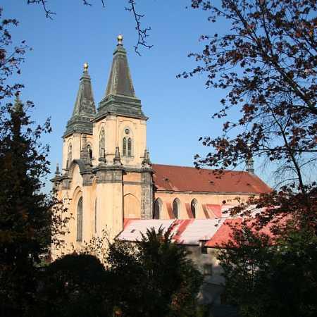 Klášter Roudnice nad Labem