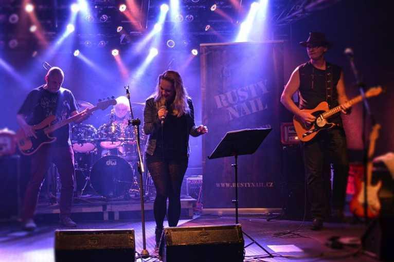 Rusty Nail + Bluesberg