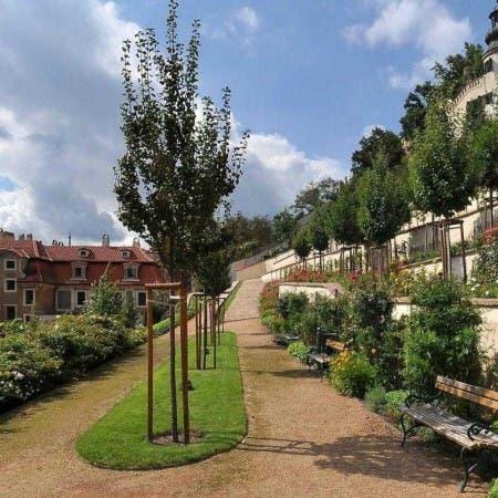 Füstenberská zahrada