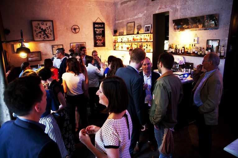 reSITE Design Bar Crawl / Staré Město