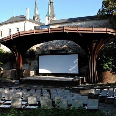 Open Air Cinema Olomouc