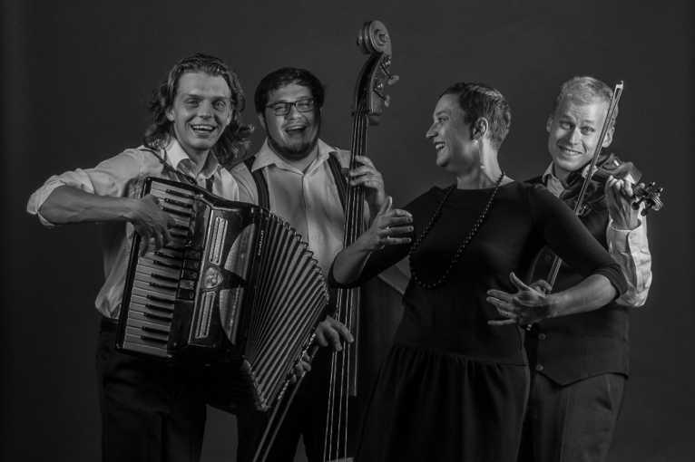 Dvořákův festival: Coucou Trio