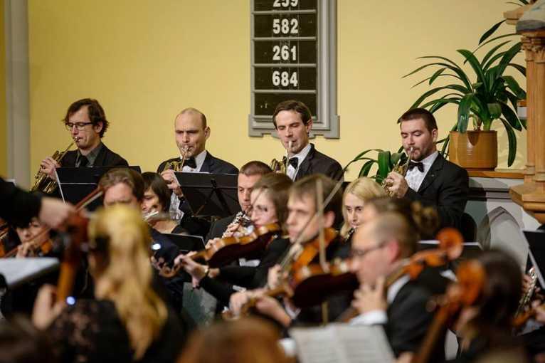 Tradiční koncert na Korunní