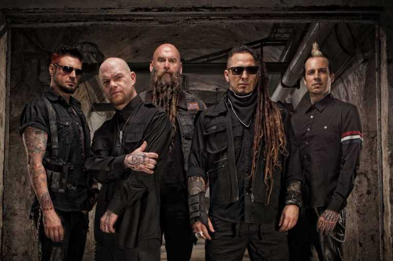 Five Finger Death Punch + In Flames + special guest: Of Mice & Men