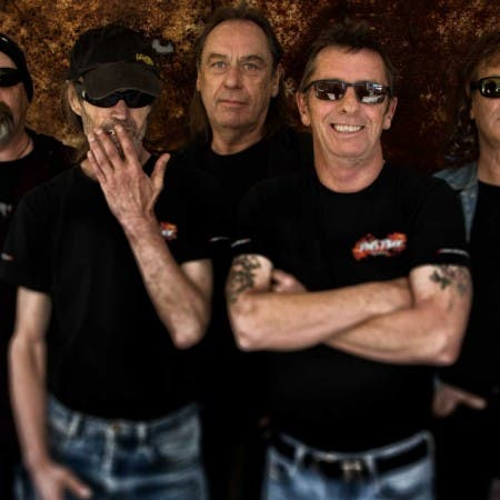 Phil Rudd & His Band + special guests: Blue Rocket + Doctor Victor