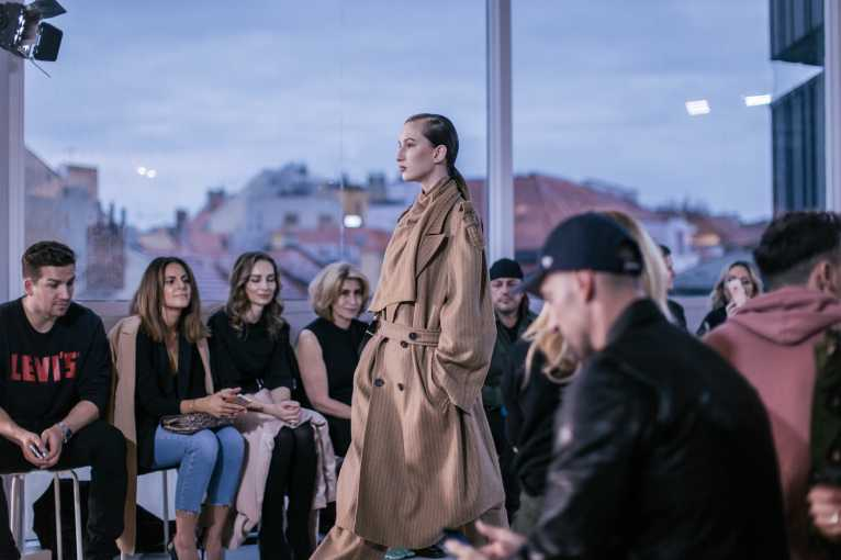 Mercedes-Benz Prague Fashion Week S/S18
