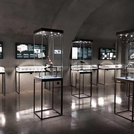 Bohemian Garnet Museum Prague