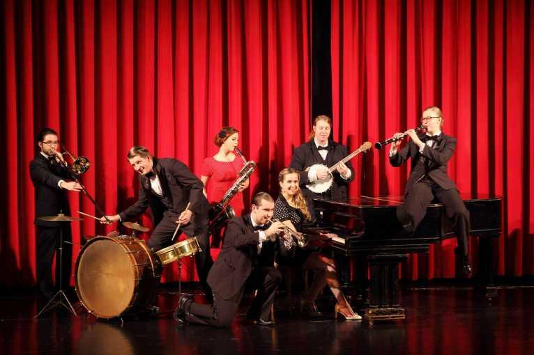 Swing ve Stromovce: Prague Rhythm Kings + Yazz + more
