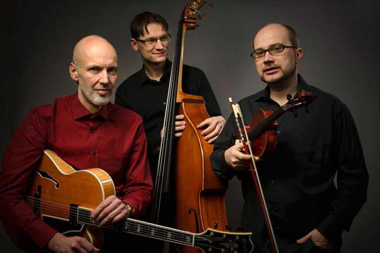 Paul Novotný & Jazz Gypsy N Tango