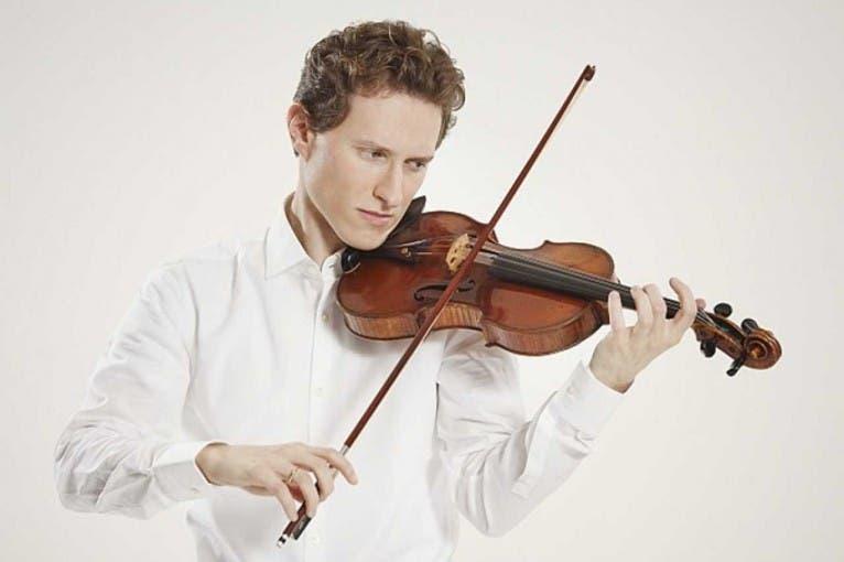 Czech Student Philharmonic & Josef Špaček