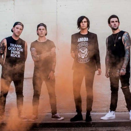 Sleeping With Sirens + guest: John Wolfhooker